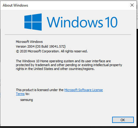 What version of windows do I have.